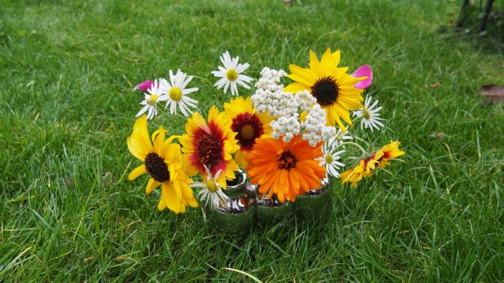Zero waste bloemen
