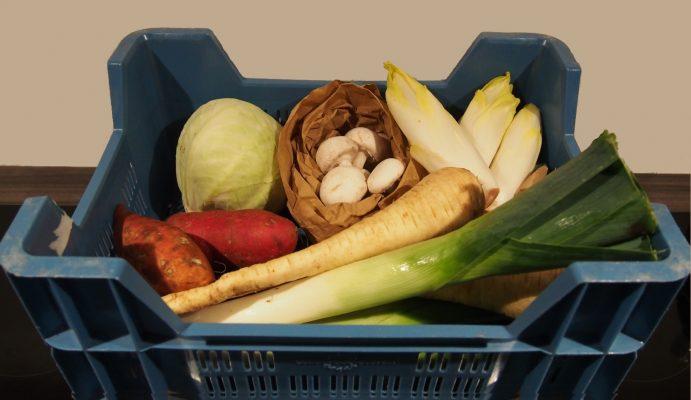 Lokale groente