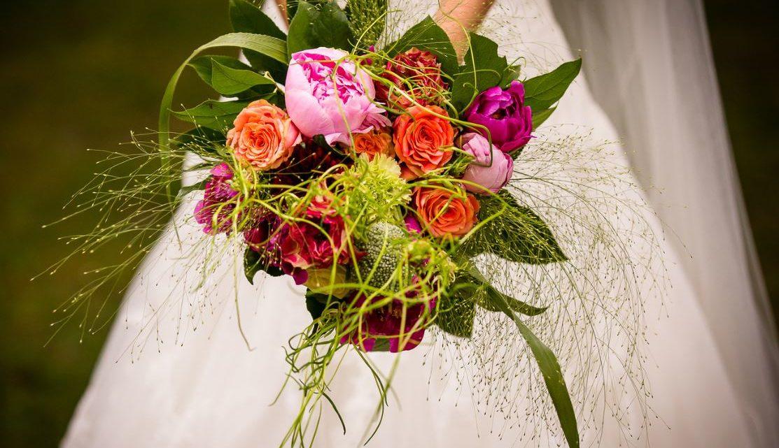 Milieubewuste bruiloft – Trouwjurk