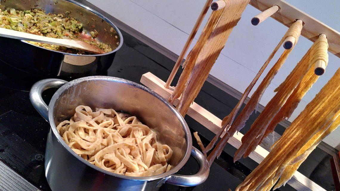 DIY verse pasta