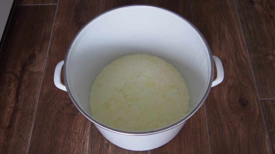 DIY kaas maken