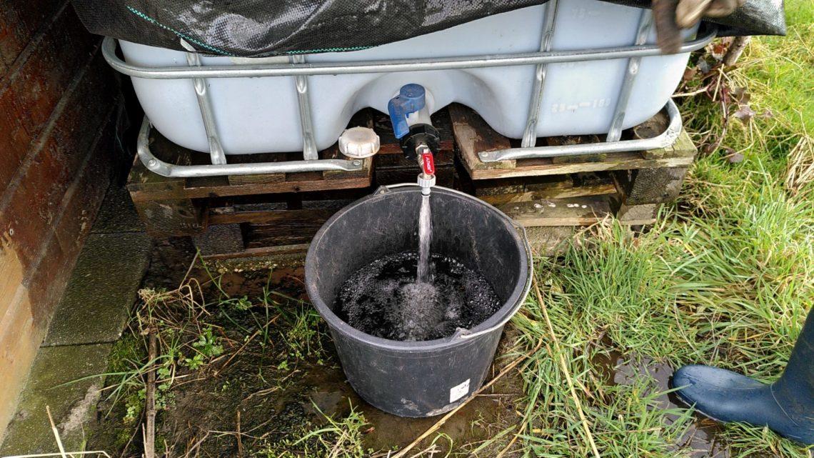 Waterkraantje